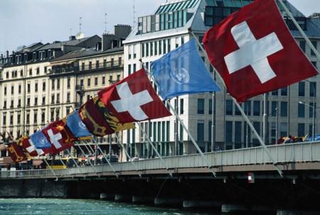 Позиция Швейцарии в общеевропейском интеграционном процессе