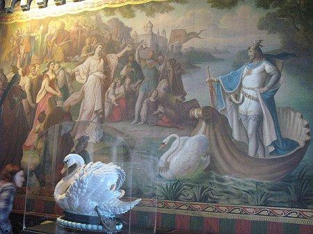 """Функция авантюры в средневековом испанском романе """"Рыцарь Лебедя"""""""