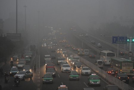 Загрязнение окружающей среды в Китае