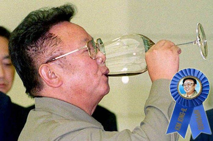 Что любил Ким Чен Ир?