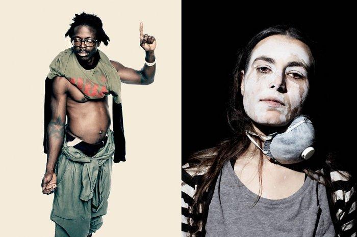 Демонстранты со всего мира от фотографа Time Питера Хайпака