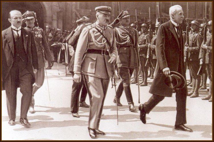 Майский переворот 1926 г. в Польше в воспоминаниях современников