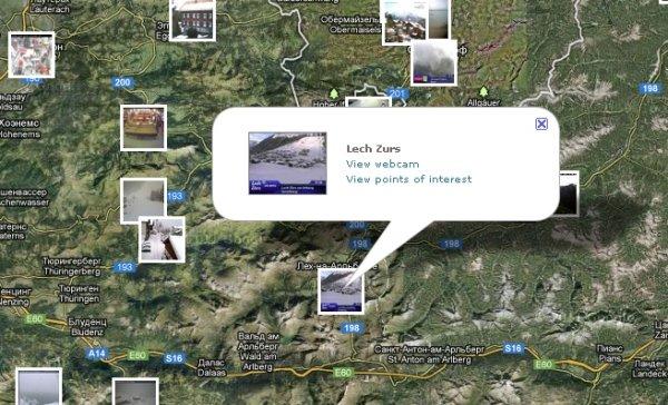 Навигатор по горнолыжным курортам Европы