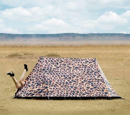 Необычные палатки для туристов и путешественников