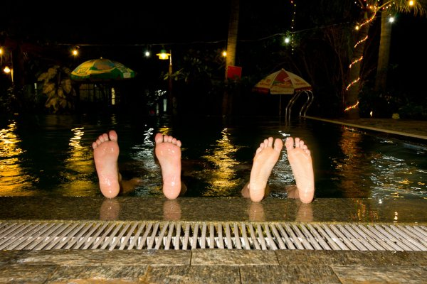 Путешествующие ноги