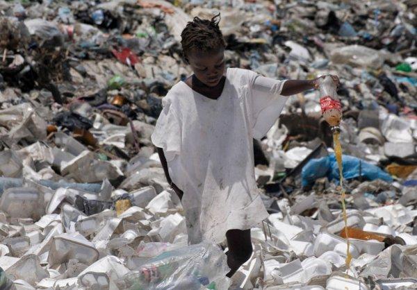 Гаити спустя два года после землетрясения