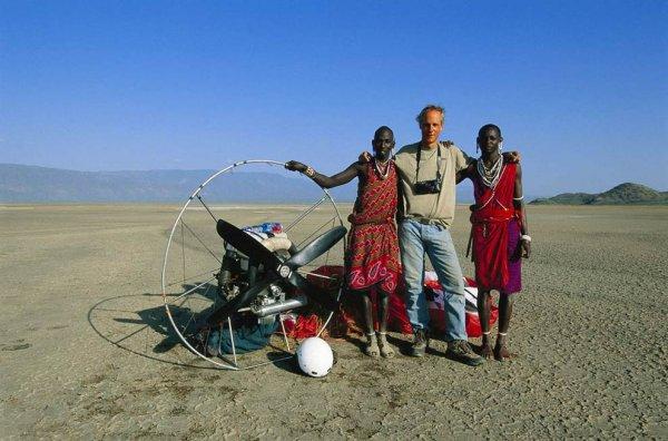Африканское портфолио фотографа Джорджа Стейнмеца