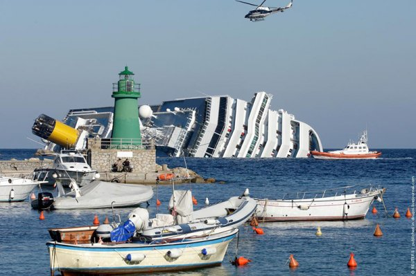 Катастрофа «Costa Concordia»