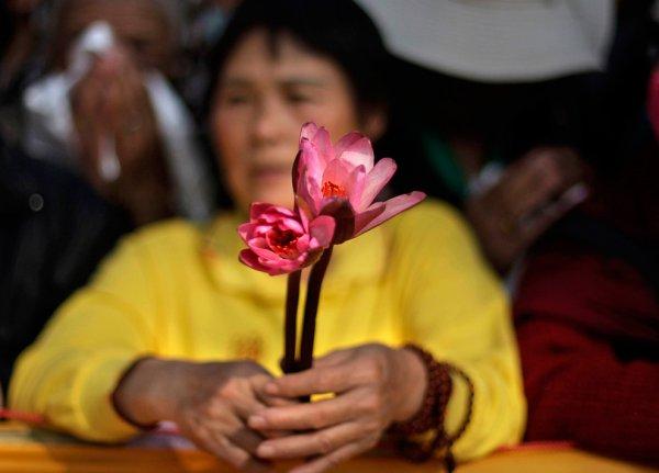 Калачакра – фестиваль медитаций