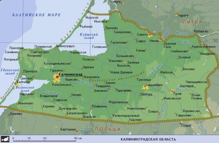 Современное состояние и перспективы экономического сотрудничества с Калининградской областью после вступления Польши в Европейский союз.