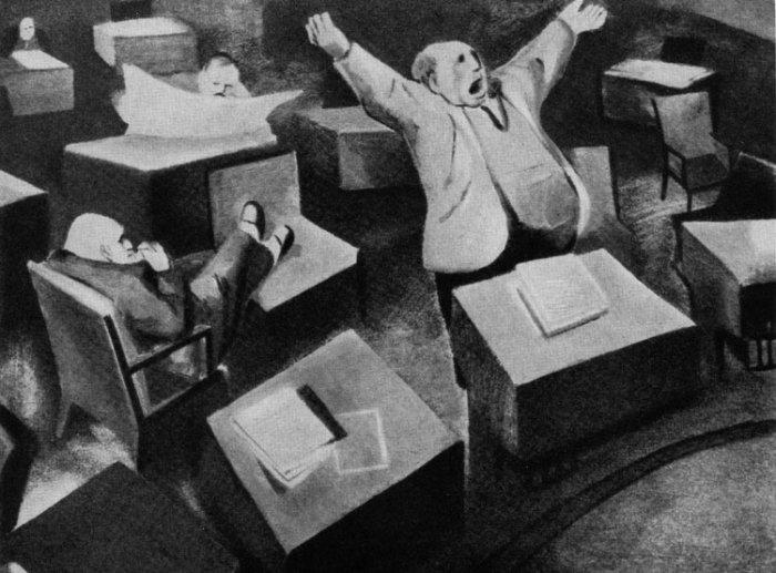 Работа согласительной комиссии как пример взаимодействия власти и оппозиции в Польше после окончания заседаний «Круглого стола»