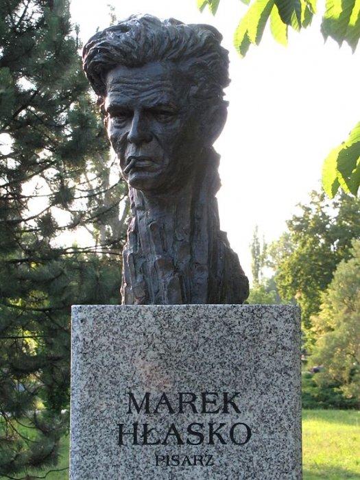 Рецепция Марека Хласко в Польше и в России: проблема соотношения легенды и творчества