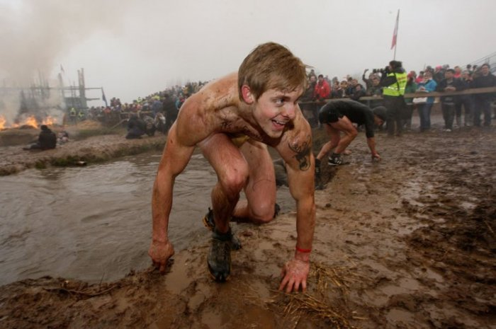 "Гонки ""Tough Guy"" 2012"