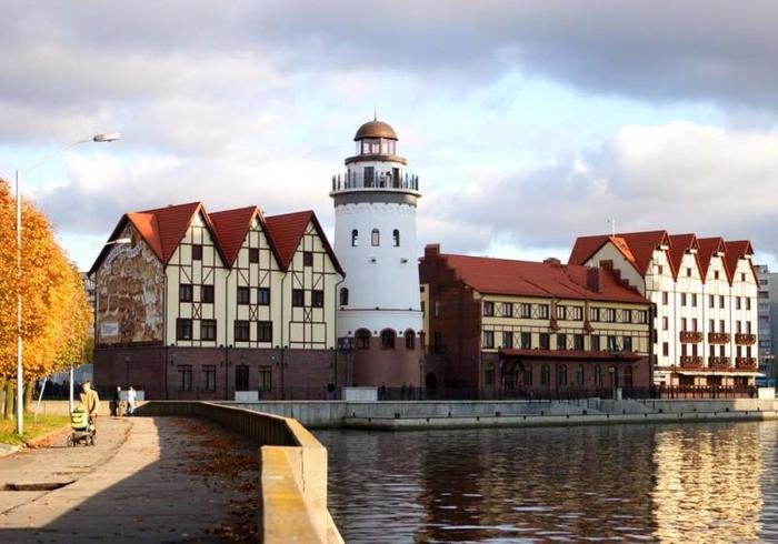 Кенигсбергский порт и его значение в региональной торговле XVI-XVIII веках