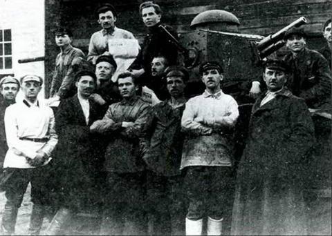Революции 1918-1919 годов в Венгрии в восприятии национальной интелегенции