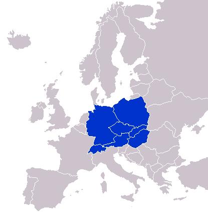 Центральная Европа в новое и новейшее время