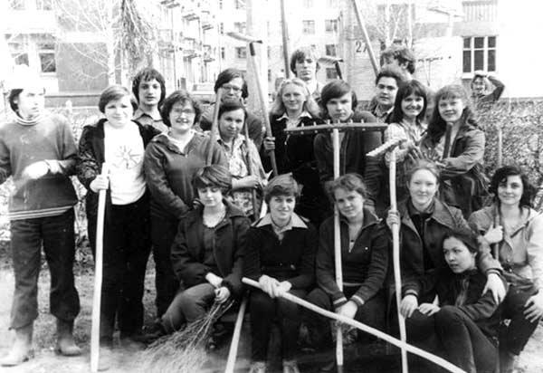 Восприятие советской молодежью политических кризисов 50-х годов ХХ века в странах Восточной Европы