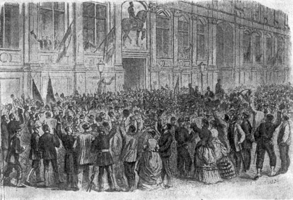 Полицейская организация Франции от свержения Якобинцев до крушения первой империи (1794-1814 гг.)