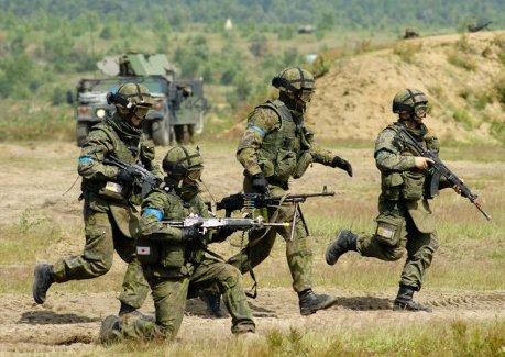 Атлантизация Европы и новые вызовы европейской безопасности: тандем США  «н ...