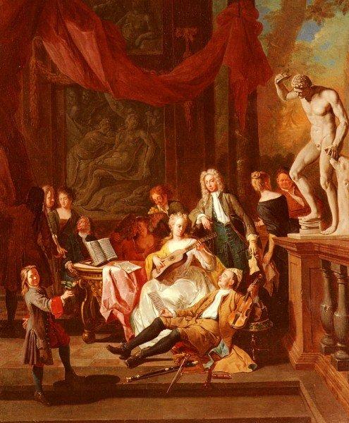 Особенности развития женского воспитания и образования во Франции XVIII века