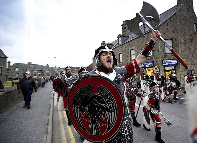 Up Helly Aa Festival