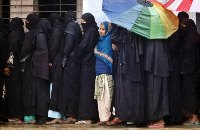 Выборы в индийском штате Уттар-Прадеш