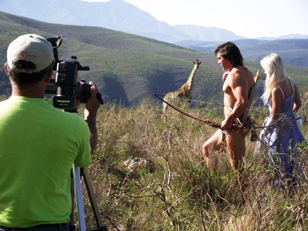 Тарзан из Южной Африки