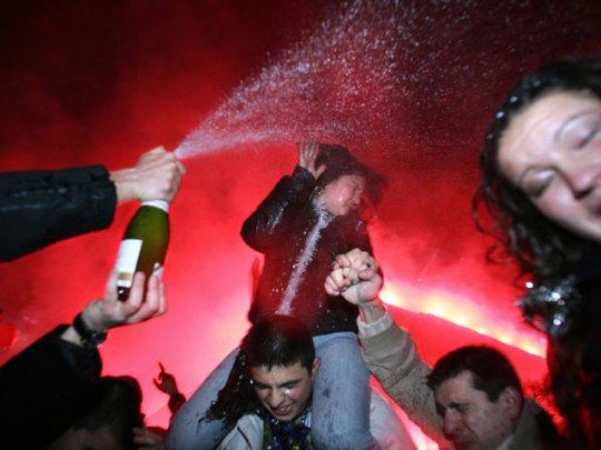 25 самых пьющих стран мира
