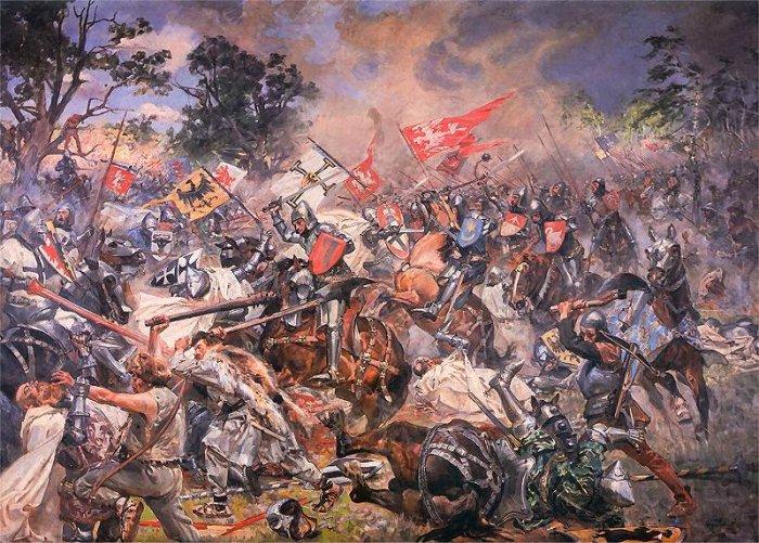 Польско-имперские отношения в X - первой трети XI в.