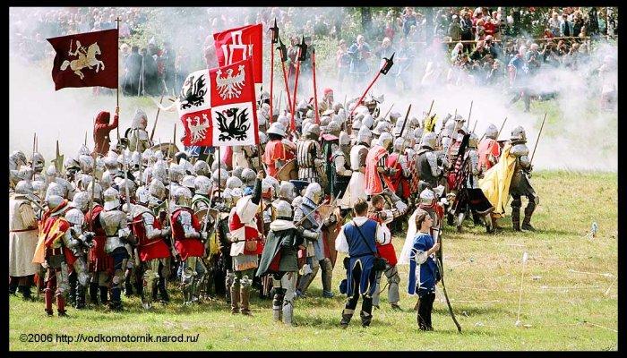 Набор наемников перед Грюнвальдской битвой 1410 г. в контексте политики и дипломатии эпохи