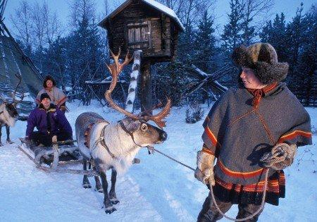 Государственная политика стран Северной Европы в отношении народа саами