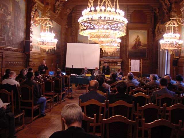 Аналитический обзор докладов международной конференции «Математические модели, методы и архитектуры для защиты компьютерных сетей» (MMM-ACNS-2010)