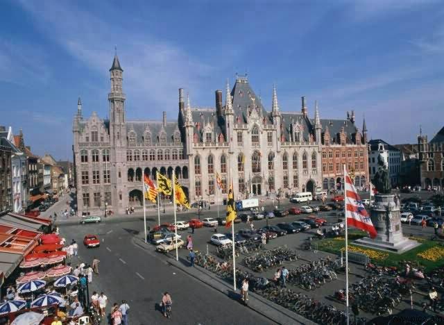 Модель и специфика международного сотрудничества сообществ и регионов Бельг ...