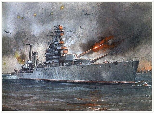 По иностранным флотам оперативно-стратегические и экономические события месяца