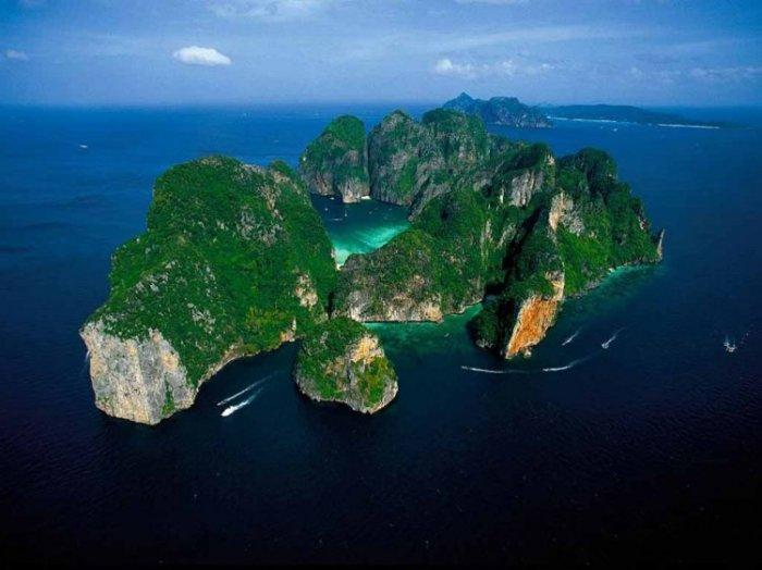 Острова Пхи-Пхи – рай на земле