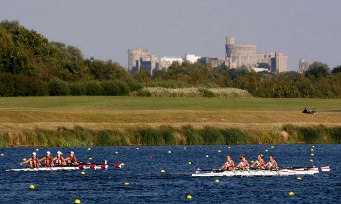 Подготовка к Олимпиаде 2012 в Лондоне