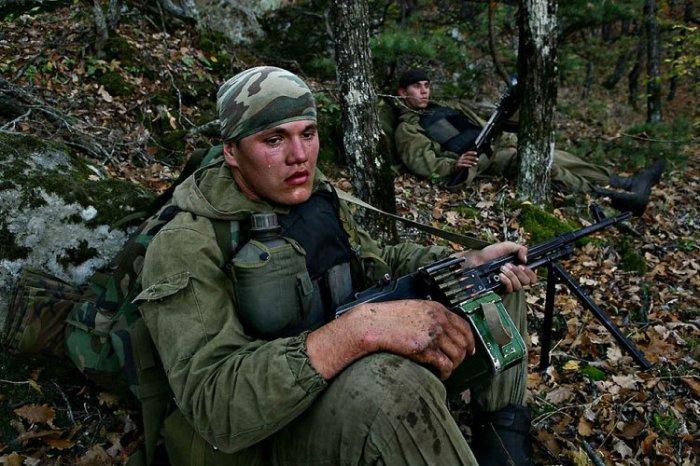 Кавказ глазами Дмитрия Белякова