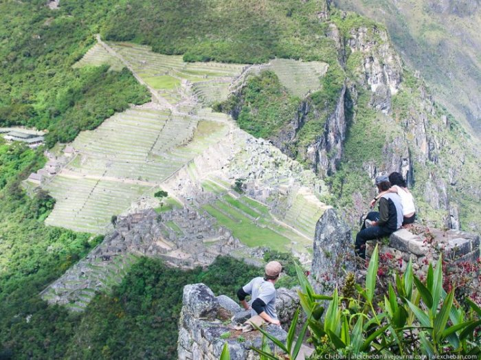 Мачу-Пикчу – разграбленный город империи инков