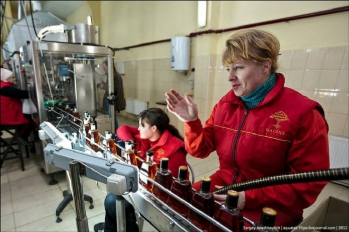 Производство коньяка в Севастополе