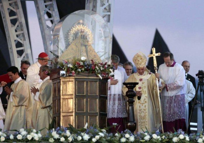 Папа Римский посетил Кубу