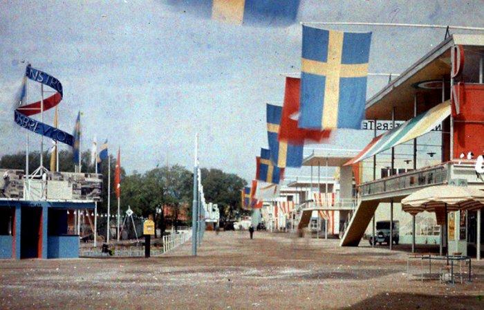 Стокгольмская выставка и шведский функционализм