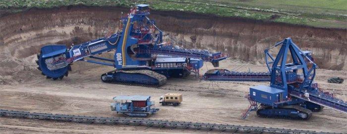 Конвейерные ленты зарубежного производства для угольных и горнодобывающих предприятий