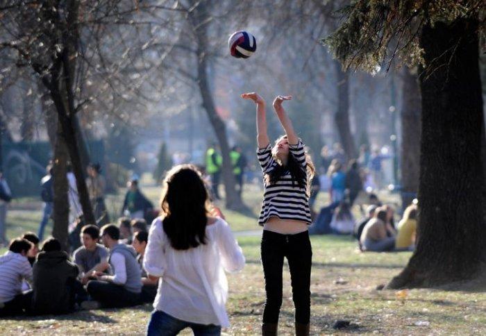 Первые дни весны 2012