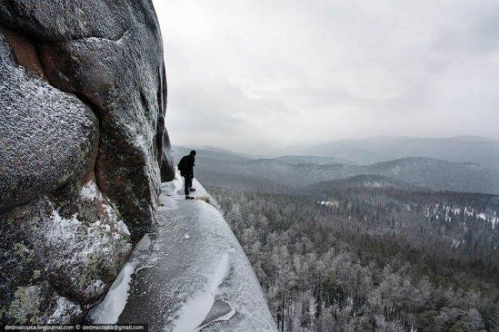 Фотографии руфера Вадима Махорова – выше только звезды