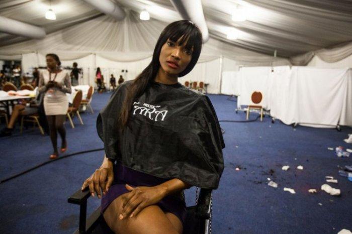 Заглянем на модную неделю в… Нигерию