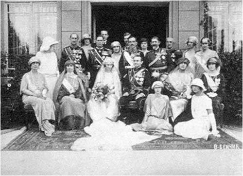 Внешняя политика королевства Югославия до убийства короля Александра в 1934 г.