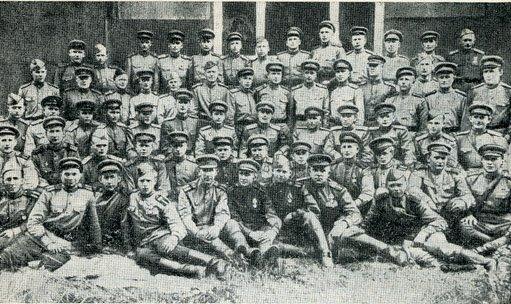 Уроженцы Калмыкии – партизаны Югославии