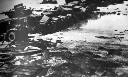 Военный разгром Франции 22 июня 1940 г.
