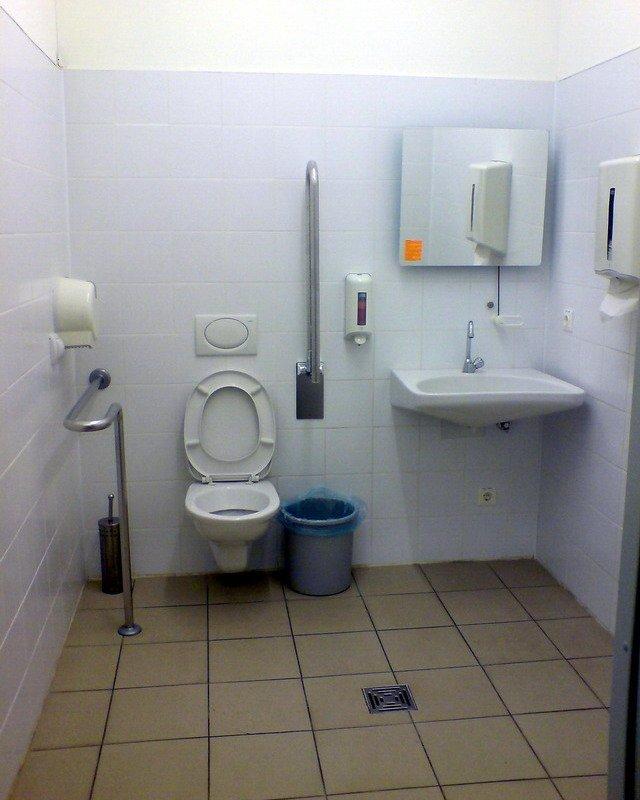 Туалет Онлайн Фото