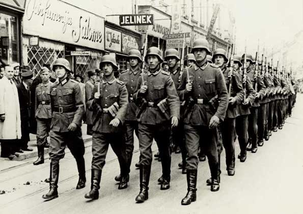 Политика США в Греции в январе-ноябре 1944 г.